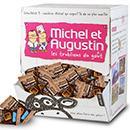 gagnez des chocolats Michel et Augustin