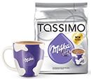 tasse Milka gratuite avec Tassimo