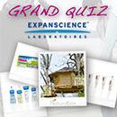 Concours Quizz Expanscience