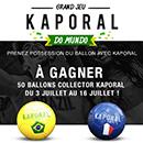 Concours Kaporal