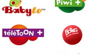 Chaînes jeunesse gratuites en clair sur Orange TV