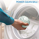 boule de lavage Power Clean Ball gratuite