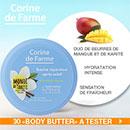 échantillon test Corine de Farme