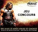 """Concours film """"Hercule"""" et Debonix"""