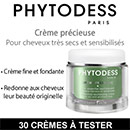 échantillon test Phytodess Paris
