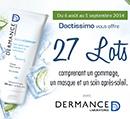 Concours Doctissimo et Dermance