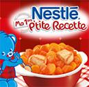 """Produits Nestlé """"Ma 1ère P'tite Recette"""" gratuits"""