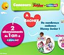 Concours Parents et Disney Junior