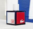 échantillon de parfum Lacoste Live gratuit