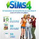 Concours Les Sims 4 par Leclerc