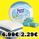 Bon plan lessive doses Super Croix
