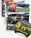 échantillons magazines Auto Moto