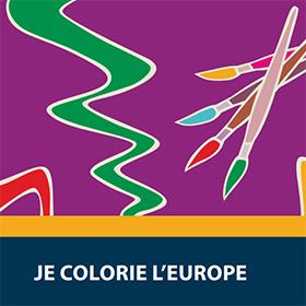 Livre de coloriages gratuit : Je colorie l'Europe