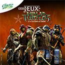Jeu concours Ninja Turtles organisé par Les Crudettes