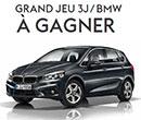 Gagnez une voiture BMW