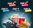 chaînes Ciné+ gratuites sur Free
