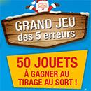Jeu concours Magasins U pour Noël 2014