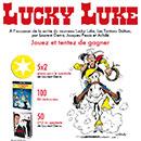 Concours Lucky Luke par Leclerc