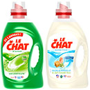 échantillon test de lessive Le Chat