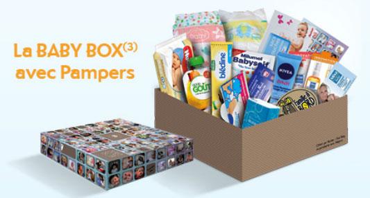 Babybox Auchan gratuite