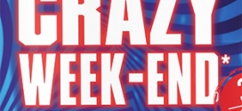 Catalogue Auchan Black Friday 2016 : Le Crazy Week-end