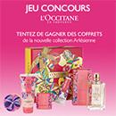 Concours L'Express et L'Occitane en Provence