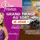 Concours Flunch avec Miss France et Monster Jam