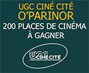 Concours UGC et Le Parisien