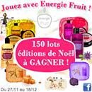 Jeu concours Energie Fruit