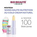 échantillon test de Bio Beauté by Nuxe