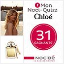 Concours avec Nocibé et les parfums Chloé