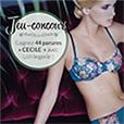 Concours Le Journal des Femmes et Luli Lingerie