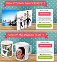 Tasse Fujifilm ou toile photo Fujifilm gratuite