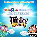 Jeu concours Toys'R'Us