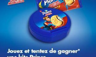 50 Kits Prince Goûter Moelleux à gagner avec MVC