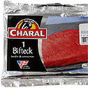 Bifteck Charal gratuit
