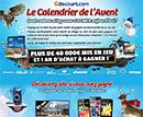 CONCOURS CALENDRIER DE L'AVENT CDISCOUNT