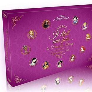 """Coffret """"Il était une fois les Princesses"""" pas cher : 11 DVD Disney"""