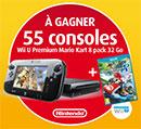 tentez de gagner une console Wii U