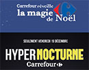 Hypernocturne Carrefour