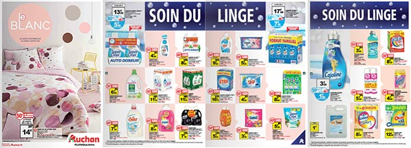 Catalogue Auchan Le Blanc