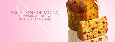 Panettonne Motta remboursé