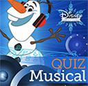 Concours Quizz Musical Disney