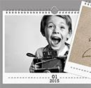 calendriers personnalisés Photocité gratuits