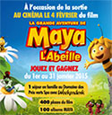 Concours Maya l'Abeille et Beneficio Club
