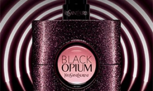 échantillon Yves Saint Laurent Black Opium
