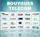 Bouygues Telecom : chaînes gratuites
