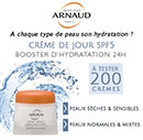échantillon test Institut Arnaud