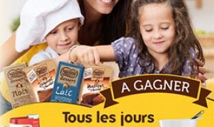Instants Gagnants Nestlé : 1412 dotations (Tefal …)