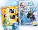 Stickers Panini La Reine des Neiges gratuits